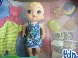 Baby Alive Ready for Bed Baby Doll Blond Brand New