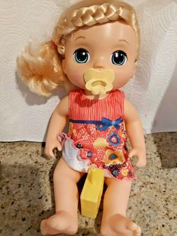 BABY ALIVE 🌻🌼🌻🐝SWEET TEARS PACI AND JUICE BOX