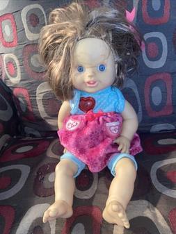 VTech Baby Amaze Happy Healing Doll Baby Talking Singing Int