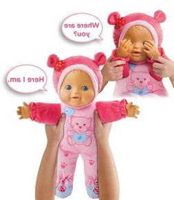 VTech Baby Amaze Peek a Boo Learn Doll Ages 2+ Girls Boys Gi