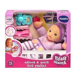 VTech Baby Amaze Sleep and Soothe Interactive Lullaby Doll N