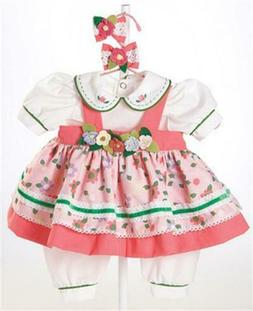 """Adora Baby Doll Flower Power Outfit #20920832 fits 20"""" Baby"""
