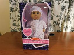 Baby Doll Melissa and Doug Mine to Love Mariana NEW IN BOX
