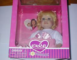 baby doll pink 981295 new in box