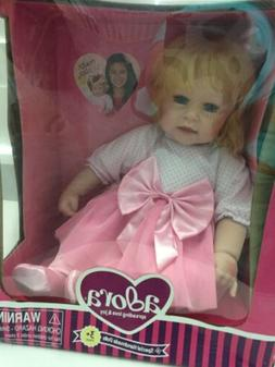 Adora Baby Doll Pink Powder Scent New 2013