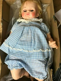 """Madame Alexander Baby Doll """"Pussy Cat""""  Vintage NEW"""