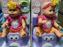 Baby Dolls Potty Seat & Accessories