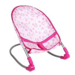Baby Nursery Room Furniture Decor ABS Doll Rocking Chair Kid