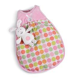Manhattan Toy Baby Stella Snuggle Sleep Sack Baby Doll Acces