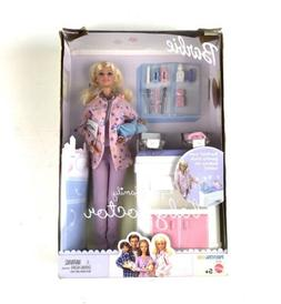 Barbie Happy Family Baby Doctor Doll Includes Boy & Girl Bab