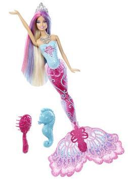 Barbie Color Magic Mermaid Doll X9178