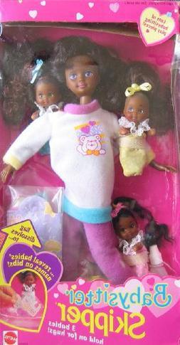 Barbie Skipper Babysitter Teenage Black African American 199