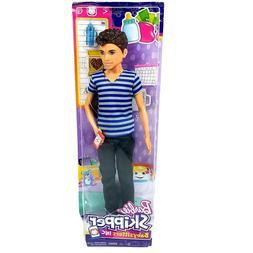 Barbie Skipper Babysitters Inc Boy Sitter Doll