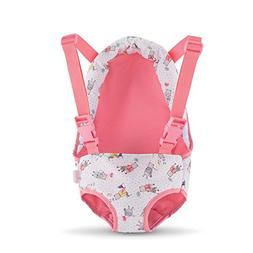 """Corolle Bb 14""""/17"""" Baby Sling, Multicolor"""