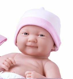 Berenguer Dolls 18543_La Newborn 8 Piece Layette gift set, 1