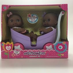 Berenguer My Sweet Love Lil' Cutesies African American Twin
