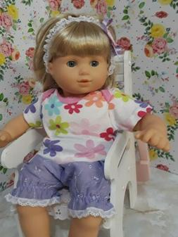 bitty baby clothes doll outfit blouse