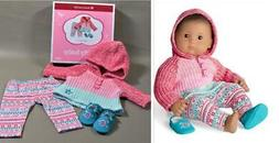 AMERICAN GIRL BITTY BABY WARM AS CAN BE OUTFIT FOR DOLLS - N