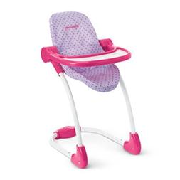 "American Girl Bitty Baby High Chair for 15"" Dolls"