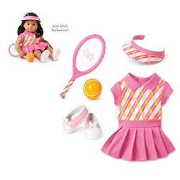 "American Girl Bitty Twins Tennis Pro Outfit for 15"" Dolls Do"