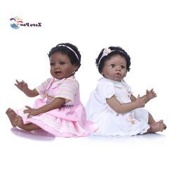 Black Reborn Baby Dolls Toddler African American Handmade Si