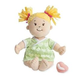 Blonde Baby Stella Doll - Soft First Baby Doll for Ages 1 Ye