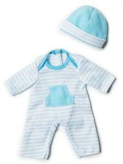 JC Toys Blue Romper