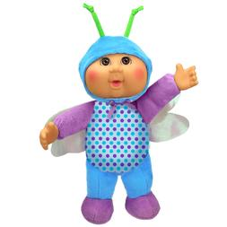 "Cabbage Patch Kids Bluebell Dragonfly 9"" Baby Doll- Garden P"