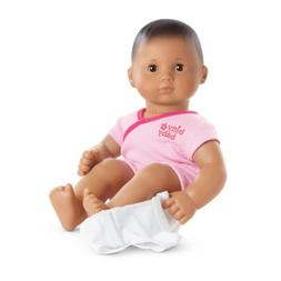 American Girl - Bitty Baby Doll Medium Skin Dark Brown Hair