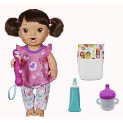 Baby Alive Brushy Brushy Baby Doll - Brunette