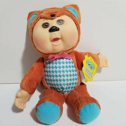 Cabbage Patch Cuties Forest Friends Ruby Fox #39