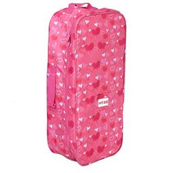 Doll Travel Case Suitcase Storage Bag fits All 18 Inch Dolls