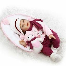 Cheap Doll 22inch Reborn Baby Dolls Realistic Cute Newborn L