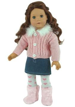 Sophia's 18 Inch Doll Clothing/Clothes 3 Pc. Set Fits Americ