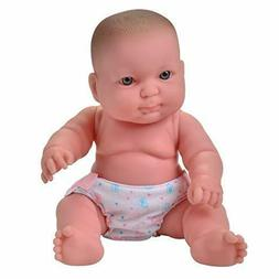 JC Toys Childcraft Lots to Love Baby Doll - Caucasian - 10 I