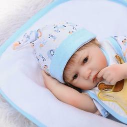 Clearance 17''Reborn Baby Reborn Dolls Realistic Cute Lifeli