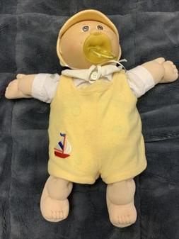 CPK Cabbage Patch Kids Baby Doll Vintage 1985 Bald Head Brow