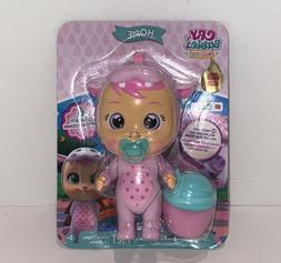 Cry Babies HOPIE Magic Tears Mini Baby Doll & 2 Accessories