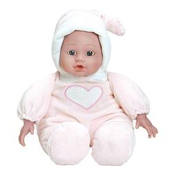 cuddle doll pink weighted cuddly