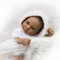 NPK Cute Reborn Preemie 10in Bathable Silicone Realistic Reb