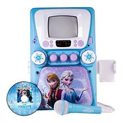Frozen Disney CD+G karaoke with Preview Screen