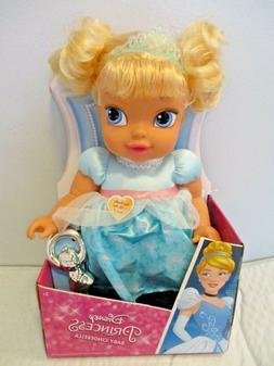 Disney Princess Cinderella Deluxe Baby Doll