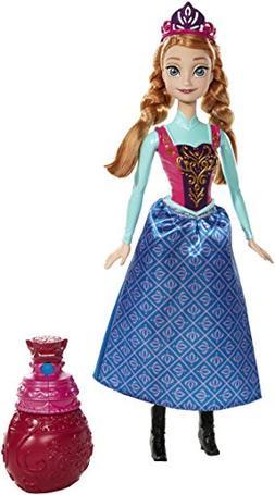 Disney Frozen 12 ROYAL COLOR CHANGE ANNA DOLL