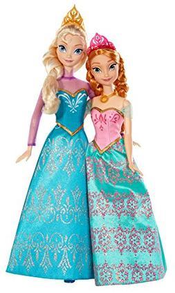 Disney Frozen Royal Sisters Doll Disney Princesses ANNA & EL