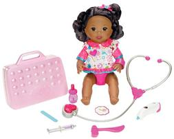 Little Mommy Doctor Mommy African-American Doll