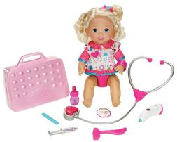 Little Mommy Doctor Mommy Interactive African American Doll