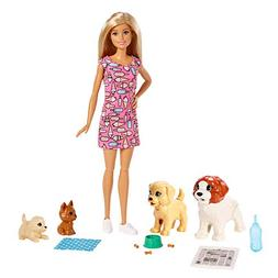 Barbie Doggy Daycare Doll & Pets