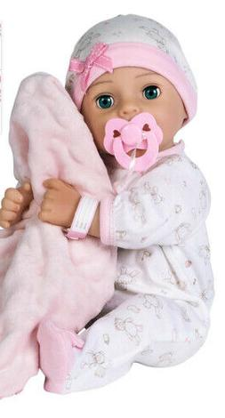 Adora Doll, Adoption Baby Hope, 16 inch, New, Ages 3 and up.