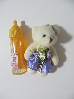 Baby Doll Bottle Toysmith Disappearing Juice 5in + Soft Cute