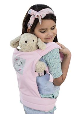 Baby Doll Carrier, Backpack Style, Stuffed Animal Snuggle Up